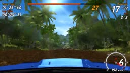 Sega Rally 3 | Race 1 | Tropical