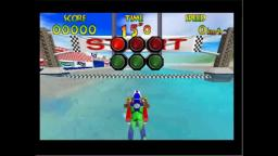 Wave Race 64 - Quick Race - N64 Gameplay