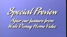 Special Preview after our Feature (1992)