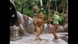 Shaggy vs Scooby