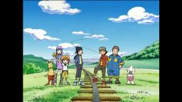 Digimon Frontier Ending 1