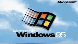 Windows 95 Clouds MIDI (Windows 95 Microsoft Product Team Easter Egg Theme)