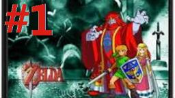 Let´s Play Zelda A Link to the Past (100% Deutsch) - Teil 1 Zeldas Hilferuf