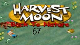 Let´s Play Harvest Moon Back To Nature ★67★ Ein helfender Helfer