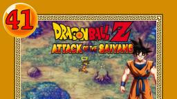 Lets Play Dragonball Z Attack of the Saiyans Part 41 - Wieder zurück im Wald