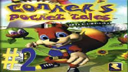 Let´s Play Conker's Pocket Tales (100% Deutsch) - Teil 2 Geschenkesuche in Willow Woods!