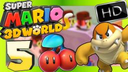 Im back my boys!🐱#5: SUPER MARIO 3D WORLD