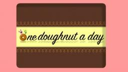 on donut a day!
