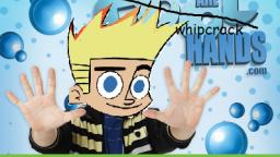 Clean Hands Are Cool Hands but with Johnny Test whipcracks