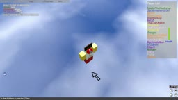 Roblox 2007 Client (Finobe) Video 1