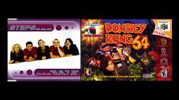 D.K. Rap x 5, 6, 7, 8 - Donkey Kong 64 vs. Steps