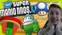 NEW SUPER MARIO BROS. U🌰 #5: Blamage oder Heldentat?