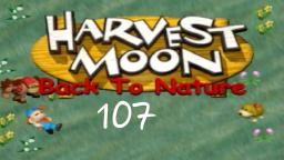 Let´s Play Harvest Moon ★ 107 ★ Shadow ist so schwach