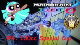 Mario Kart 8 Deluxe Mii Character Races Episode 4: 100cc Special Cup with Blisstina