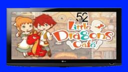 Let´s Play Little Dragons Café #52- Falsches Essen