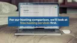 How to Choose a Web Host - Web Hosting Guide