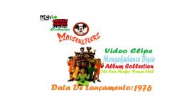 THE ALL NEW MOUSEKETEERS _ MOUSEKADANCE DISCO VIDEO CLIPE