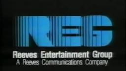 Alan Potter Productions logo and Reeves Entertainment Group logo #3