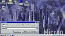 How to force a BSOD in Windows 98?