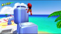 Super Mario Sunshine Part 1 - Delfino Airstrip