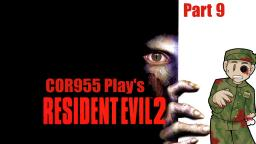 RE2 Letsplay Part 9