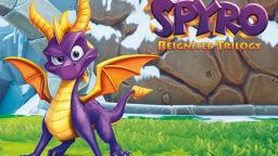 Playthrough - Spyro The Dragon (Reignited Trilogy) PS4 Pro Remote Play - Part 2