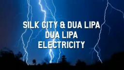 Silk City & Dua Lipa - Electricity (Audio)