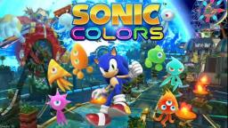 sonic colors aquarium park act 1 music