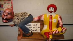RONALD MCDONALD - THE STRUGGLES OF A GAY CLOWN IN A STRAIGHT FAST FOOD WORLD