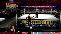 WWE 2K14 - 30 Years of Wrestlemania #44 - Punking Out Undertaker