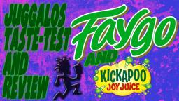 2 Juggalos Taste Faygo for The First Time