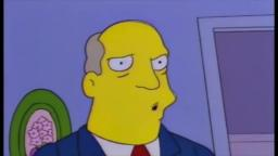 Superintendent Chalmers says 'Aurora Borealis' for one minute