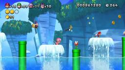 Wii U - New Super Mario Bros. U Trailer