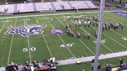 THS Marching Band  Louisville, OH 9/19/15