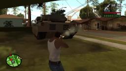 GTA SA Shorts: San Andreas TakeOver, Part 1
