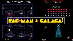 My Pac-Man And Galaga Gameplay (Pac-Man Plug And Play)