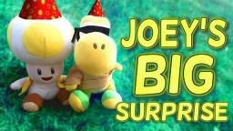 YYY - Joeys Big Surprise