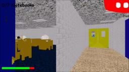 baldi and the dr pepper house (baldi basic mod)