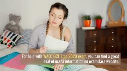 2020/2021 WAEC GCE QUESTIONS AND ANSWERS / EXPO / RUNS