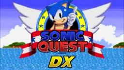 Sonic Quest New Titlescreen