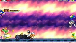 MUGEN Team Sonic vs DCVM Bowser