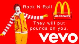 Wesley Willis - Rock N Roll Mcdonalds (Fanmade Music Video)