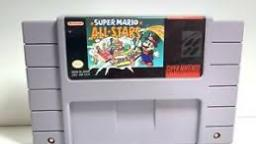 Atari 2600 Games & A Super Nintendo Game That I Got Recently!