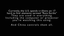 China and the Rare Earths Market (Trailer)