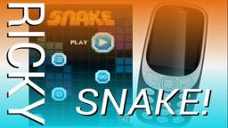 Playing Snake on Nokia 3310 2017