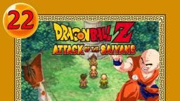 Lets Play Dragonball Z Attack of the Saiyans Part 22 - Gemeinsam zum Quittenturm
