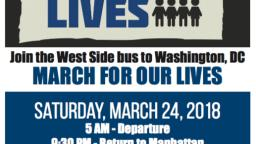 MARCH FOR OUR LIVES 3-24-18 Protesting Gun Violence - Stoneman Douglas school massacre