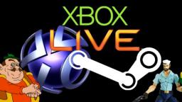 Xbox LIVE Is a Better Value than PSN & Steam (Part 2) - BBC Vs. Shipwreck 1/2