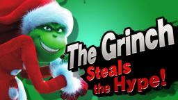 the grinch in smash