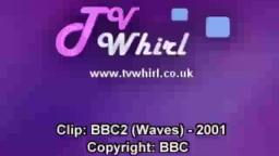 bbc two wave night ident
